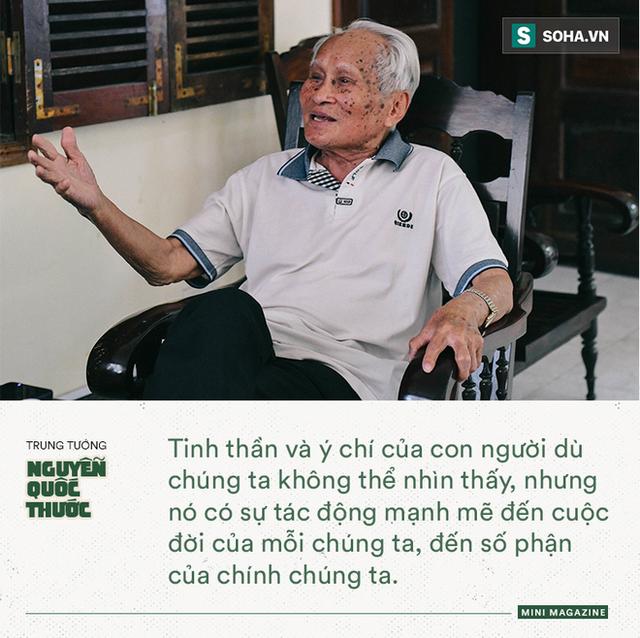 Tướng Thước: 94 tuổi xét nghiệm chỉ số sức khỏe trẻ như thanh niên và lần đầu nói về rượu, thuốc lá, thói xấu của đàn ông - Ảnh 7.