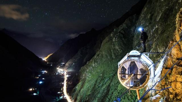Một khách sạn ở Peru cũng xây dựng ngay giữa kỳ quan và được ca ngợi hết lời, còn nhà nghỉ ở Mã Pì Lèng lại bị tẩy chay dữ dội: Nhìn những hình ảnh này bạn sẽ có câu trả lời! - Ảnh 4.