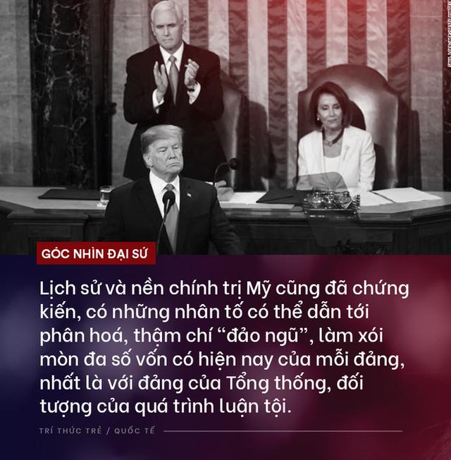 Luận tội Tổng thống Trump: Cuộc đấu phức tạp và những kịch bản để ngỏ - Ảnh 6.