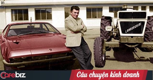 [Bài CN] Bị nhà sáng lập Ferrari 'cà khịa' rằng cả đời chỉ lái được máy kéo, người đàn ông tạo ra siêu xe đầu tiên trên thế giới, mở công ty là đối thủ khiến Ferrari phải dè chừng - Ảnh 1.
