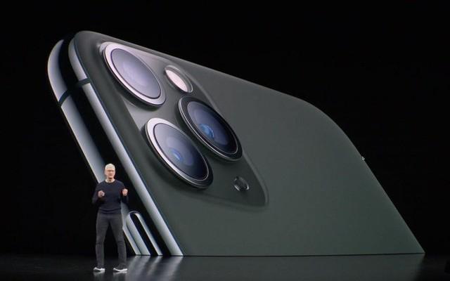 iPhone 11 là lời nhắc nhở của Apple dành cho các đối thủ về vị thế của iPhone - Ảnh 1.