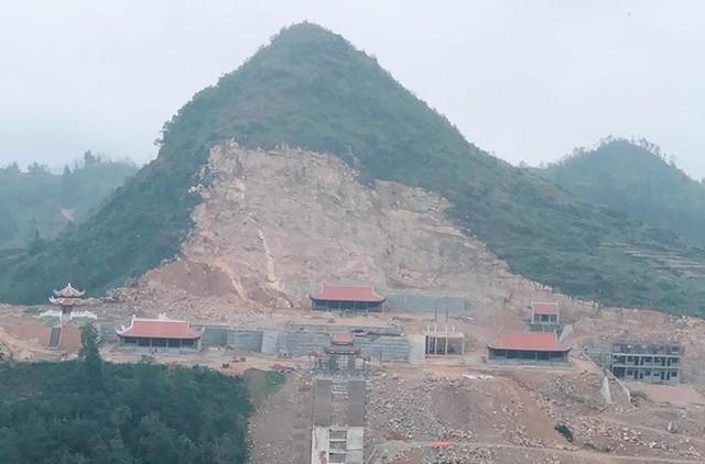 Hai siêu dự án ở Hà Giang: Chỉ được phép thi công khi hoàn thiện thủ tục - Ảnh 1.