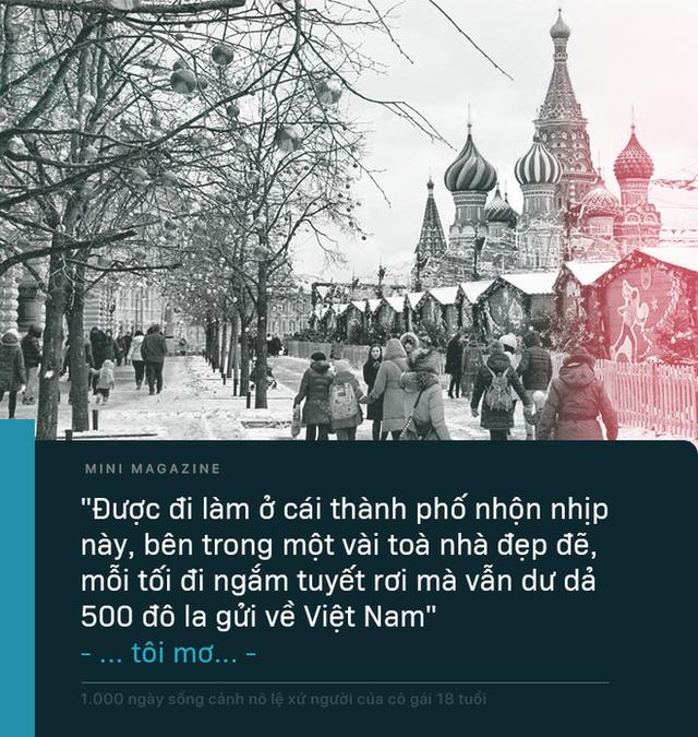 1.000 ngày sống cảnh nô lệ xứ người của cô gái 18 tuổi: Con chết mất… con muốn được về Việt Nam chết - Ảnh 8.
