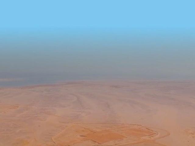 Neom, thành phố Ả Rập tham vọng nhất thế giới: có taxi bay, Mặt Trăng nhân tạo, bãi biển phát sáng, robot khủng long, cô giáo hologram và nhiều hơn nữa - Ảnh 2.