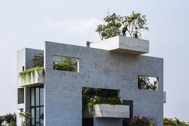 archdaily - photo 1 15734424244431776371461 - Tạp chí kiến trúc hàng đầu của Mỹ giới thiệu loạt 6 công trình Việt Nam