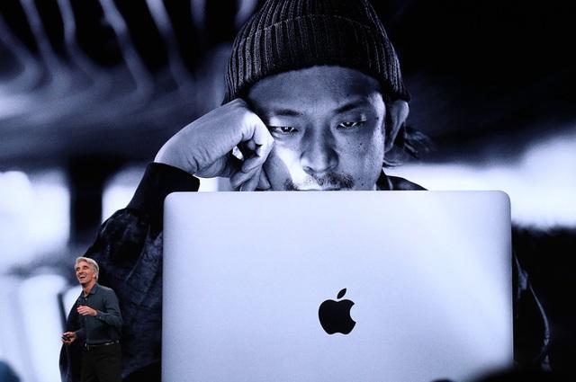 Am muu tham doc cua Apple