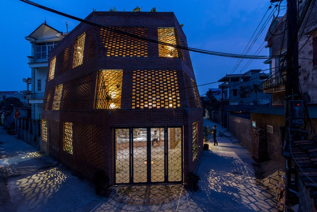 Tạp chí kiến trúc hàng đầu của Mỹ giới thiệu loạt 6 công trình Việt Nam - Ảnh 3.