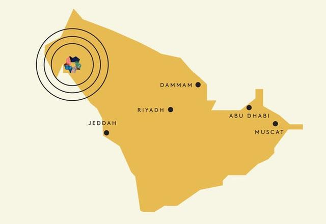 Neom, thành phố Ả Rập tham vọng nhất thế giới: có taxi bay, Mặt Trăng nhân tạo, bãi biển phát sáng, robot khủng long, cô giáo hologram và nhiều hơn nữa - Ảnh 7.