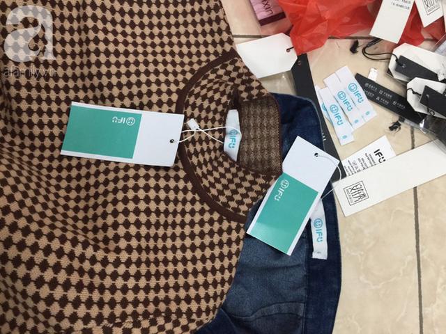Vụ 4 tấn quần áo nhập lậu được cắt mác, gắn tên thương hiệu NEM, IFU: Chủ lô hàng ngất xỉu, Quản lý thị trường mời nhãn hàng phối hợp làm rõ nguồn gốc - Ảnh 9.