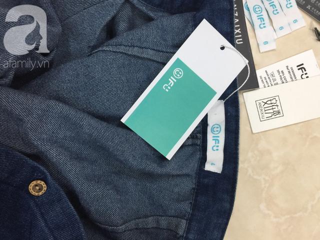 Vụ 4 tấn quần áo nhập lậu được cắt mác, gắn tên thương hiệu NEM, IFU: Chủ lô hàng ngất xỉu, Quản lý thị trường mời nhãn hàng phối hợp làm rõ nguồn gốc - Ảnh 11.
