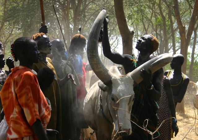 """Chuyện lấy chồng... ma ở Nam Sudan: Tưởng kinh dị mà ai cũng xem là bình thường, con cái sau này cũng được tính là của """"bố ma"""" - Ảnh 2."""