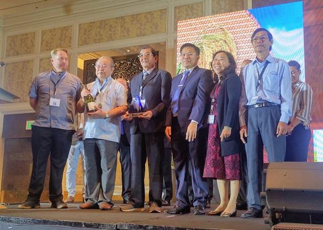 Gạo ST24 của Việt Nam được công nhận Gạo ngon nhất thế giới năm 2019 - Ảnh 1.