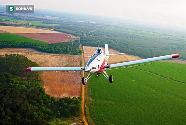 Bầu Đức mua máy bay mới: Giá 1,3 triệu USD, là máy bay nông nghiệp có lái đầu tiên ở Đông Dương - Ảnh 1.