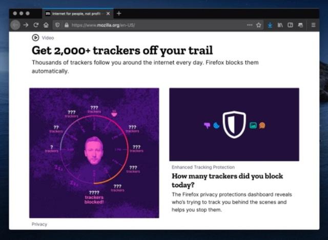 Firefox tròn 15 tuổi: trỗi dậy, gục ngã và cuộc phục hưng về quyền riêng tư - Ảnh 4.
