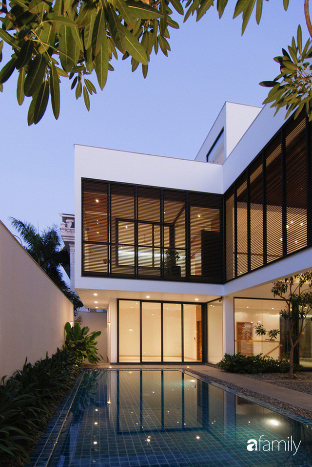Resort thu nhỏ trong ngôi nhà phố 3 tầng với góc nào cũng có ánh sáng và cây xanh ở TP. HCM - Ảnh 14.