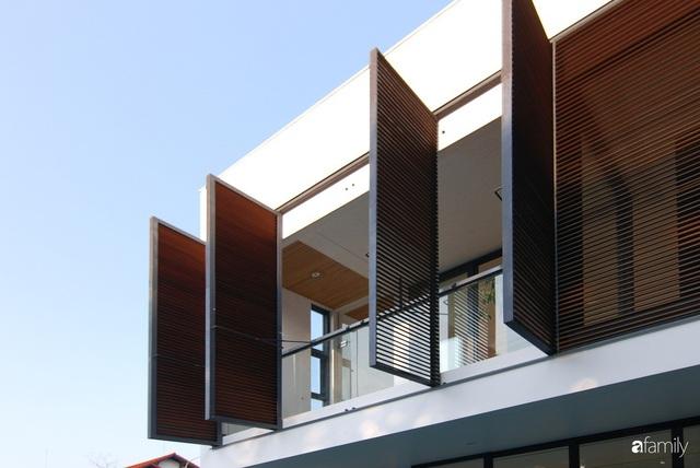 Resort thu nhỏ trong ngôi nhà phố 3 tầng với góc nào cũng có ánh sáng và cây xanh ở TP. HCM - Ảnh 15.