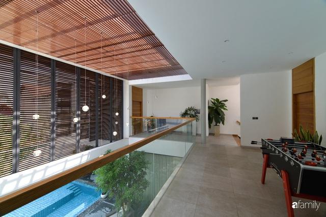 Resort thu nhỏ trong ngôi nhà phố 3 tầng với góc nào cũng có ánh sáng và cây xanh ở TP. HCM - Ảnh 5.