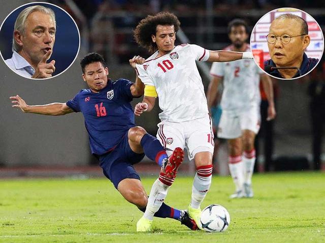 Thầy Park giải mã UAE có lối chơi giống… Việt Nam - Ảnh 1.