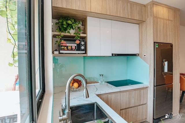 Mua căn hộ 940 triệu, thi công hết 118 triệu, đôi vợ chồng 9x đã biến căn hộ 67m² thành không gian sống đẹp đến từng chi tiết - Ảnh 13.