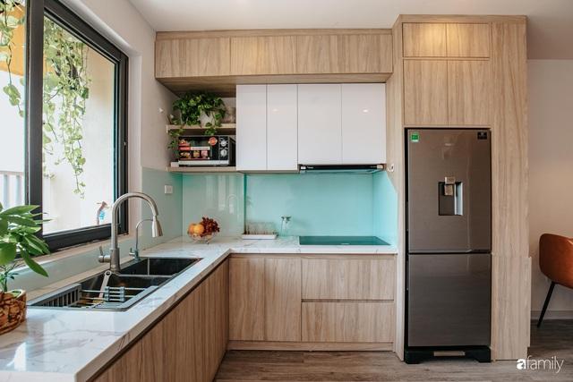Mua căn hộ 940 triệu, thi công hết 118 triệu, đôi vợ chồng 9x đã biến căn hộ 67m² thành không gian sống đẹp đến từng chi tiết - Ảnh 16.