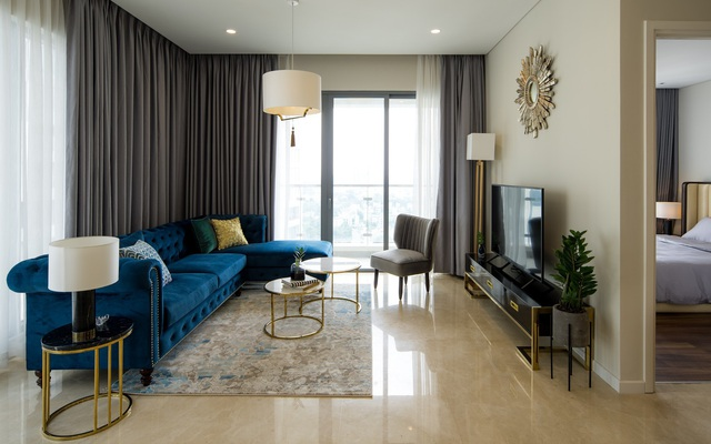 Mua căn hộ 940 triệu, thi công hết 118 triệu, đôi vợ chồng 9x đã biến căn hộ 67m² thành không gian sống đẹp đến từng chi tiết - Ảnh 3.