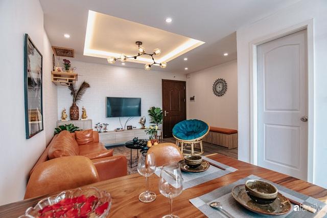 Mua căn hộ 940 triệu, thi công hết 118 triệu, đôi vợ chồng 9x đã biến căn hộ 67m² thành không gian sống đẹp đến từng chi tiết - Ảnh 7.