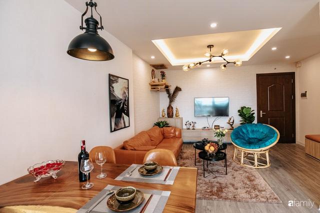 Mua căn hộ 940 triệu, thi công hết 118 triệu, đôi vợ chồng 9x đã biến căn hộ 67m² thành không gian sống đẹp đến từng chi tiết - Ảnh 8.