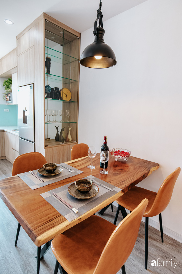 Mua căn hộ 940 triệu, thi công hết 118 triệu, đôi vợ chồng 9x đã biến căn hộ 67m² thành không gian sống đẹp đến từng chi tiết - Ảnh 9.