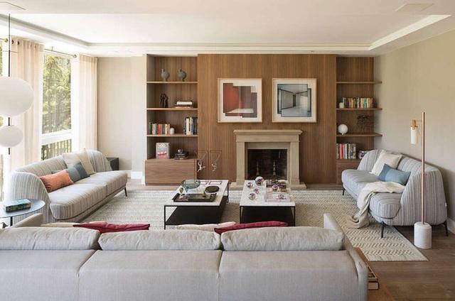 Bài trí đơn giản nhưng căn hộ này xứng đáng cho người thời thượng trong cuộc sống hiện đại - Ảnh 1.