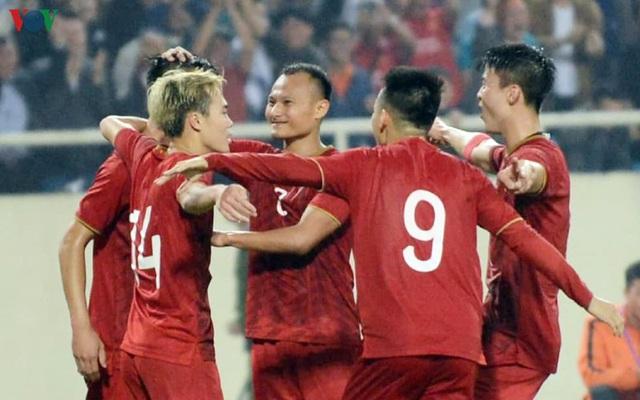 Cục diện bảng G và cơ hội của ĐT Việt Nam ở vòng loại World Cup 2022 - Ảnh 1.