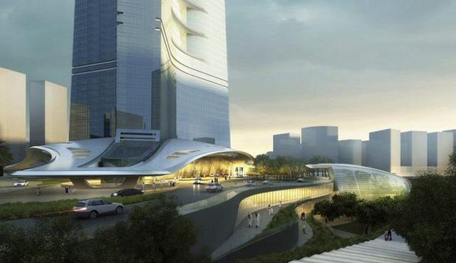 Bật mí về tòa nhà cao nhất thế giới sắp hoàn thành - Ảnh 3.