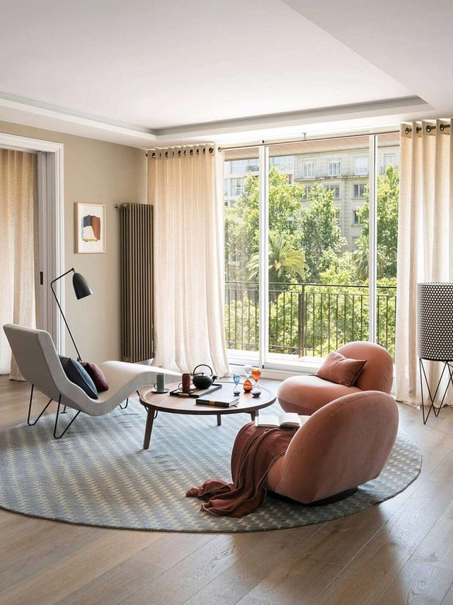 Bài trí đơn giản nhưng căn hộ này xứng đáng cho người thời thượng trong cuộc sống hiện đại - Ảnh 4.