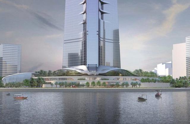 Bật mí về tòa nhà cao nhất thế giới sắp hoàn thành - Ảnh 5.