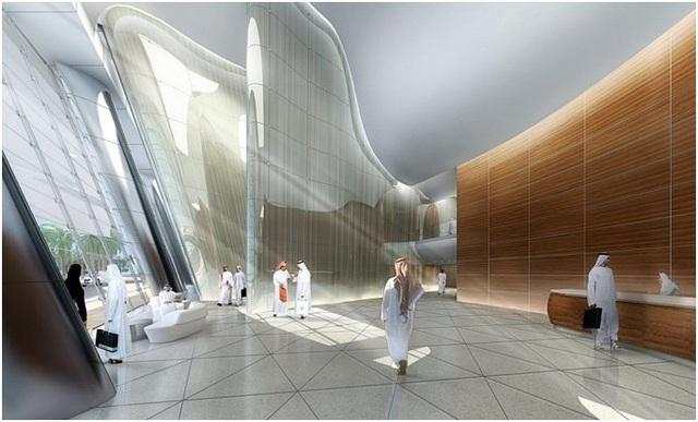 Bật mí về tòa nhà cao nhất thế giới sắp hoàn thành - Ảnh 7.