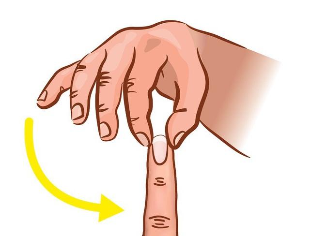 5 bài kiểm tra tại nhà đơn giản, làm được trong 30 giây là bạn có cơ thể khỏe mạnh, nếu không hãy gặp bác sĩ trước khi quá muộn! - Ảnh 1.