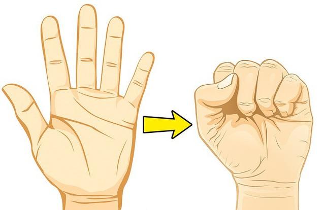 5 bài kiểm tra tại nhà đơn giản, làm được trong 30 giây là bạn có cơ thể khỏe mạnh, nếu không hãy gặp bác sĩ trước khi quá muộn! - Ảnh 2.