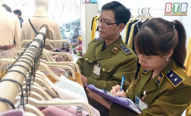 Hơn 400 quần áo gắn thương hiệu IFU bị nghi vi phạm về nhãn mác - Ảnh 1.