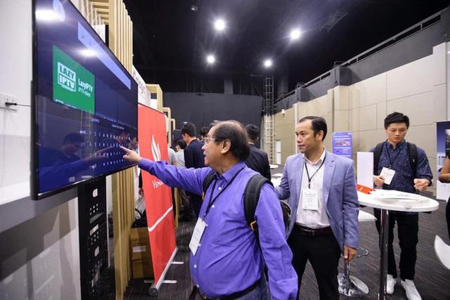 TV Vsmart lộ ảnh thực tế: 55 inch viền mỏng, chạy Android TV, làm bởi người Việt - Ảnh 4.