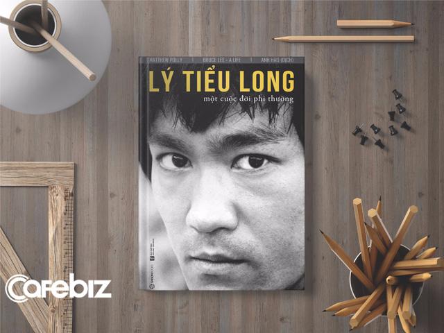 2 bài học xương máu để vươn tới thành công của huyền thoại võ thuật Lý Tiểu Long  - Ảnh 1.