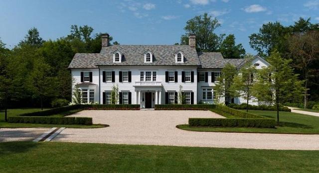 Loạt biệt thự sang trọng trong thị trấn giàu thứ 2 nước Mỹ - Ảnh 6.