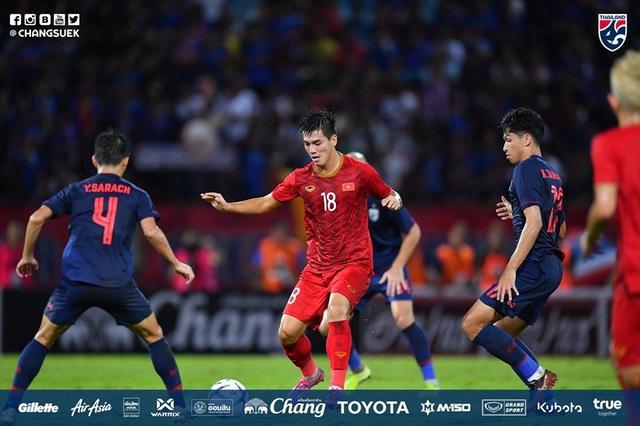 """Trang chủ AFC """"đặt kèo"""" Việt Nam giành 3 điểm trước Thái Lan - Ảnh 1."""