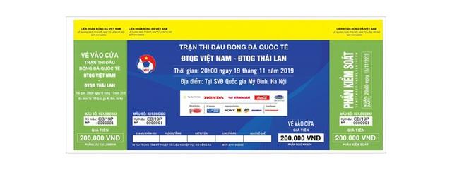 Công an Hà Nội triệt phá nhóm sản xuất hơn 1000 vé giả trận Việt Nam đấu Thái Lan - Ảnh 2.