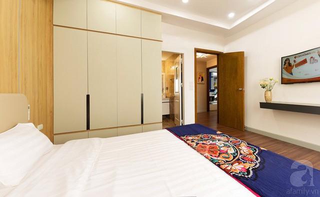 Căn hộ 100m² với 3 phòng ngủ ấm áp sau khi được cải tạo lại với tổng chi phí 380 triệu đồng - Ảnh 12.