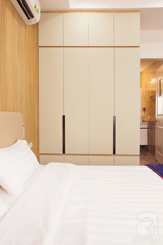 Căn hộ 100m² với 3 phòng ngủ ấm áp sau khi được cải tạo lại với tổng chi phí 380 triệu đồng - Ảnh 14.