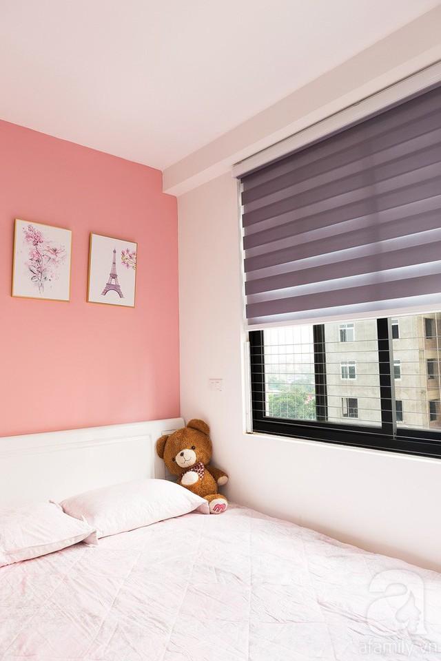 Căn hộ 100m² với 3 phòng ngủ ấm áp sau khi được cải tạo lại với tổng chi phí 380 triệu đồng - Ảnh 17.