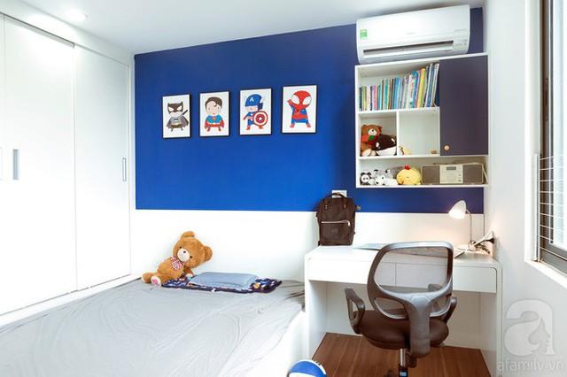 Căn hộ 100m² với 3 phòng ngủ ấm áp sau khi được cải tạo lại với tổng chi phí 380 triệu đồng - Ảnh 20.