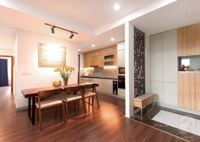 Căn hộ 100m² với 3 phòng ngủ ấm áp sau khi được cải tạo lại với tổng chi phí 380 triệu đồng - Ảnh 4.
