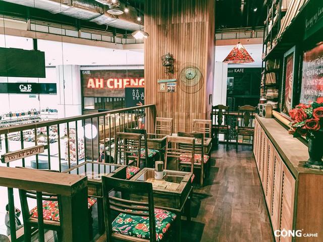 """cộng cà phê - photo 3 15727041664831021798627 - Cộng Cà phê tiếp tục """"xuất ngoại"""": chi nhánh đầu tiên tại Malaysia vừa khai trương khách đã đến đông nghịt"""