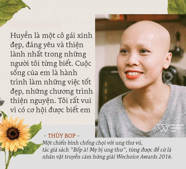 Hạnh phúc của người phụ nữ ngộ ra 3 điều đánh bại nỗi đau, sự ám ảnh ung thư giai đoạn cuối - Ảnh 6.
