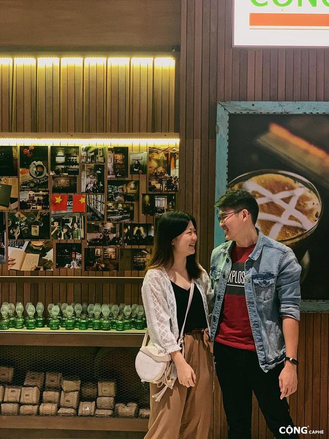 """cộng cà phê - photo 8 1572704166490866107916 - Cộng Cà phê tiếp tục """"xuất ngoại"""": chi nhánh đầu tiên tại Malaysia vừa khai trương khách đã đến đông nghịt"""